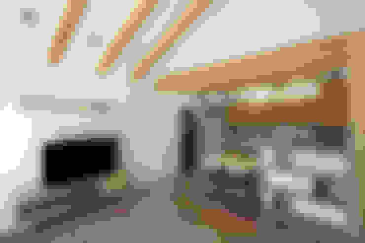 WOODSUN 광주 주택 : woodsun의  거실