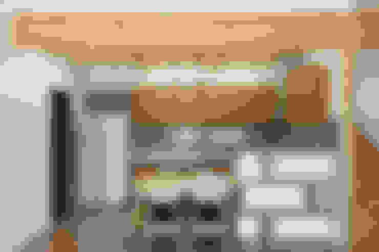 Kitchen by woodsun