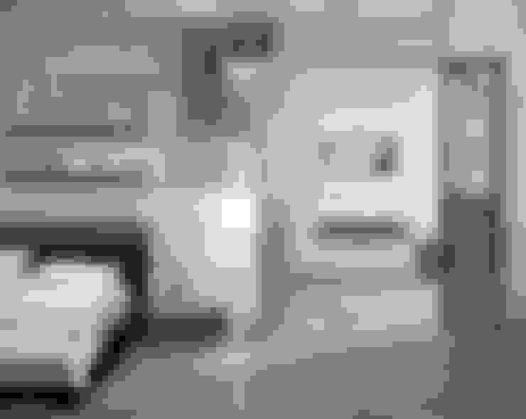 Dormitorios de estilo  por Azulejos Peña s.l.