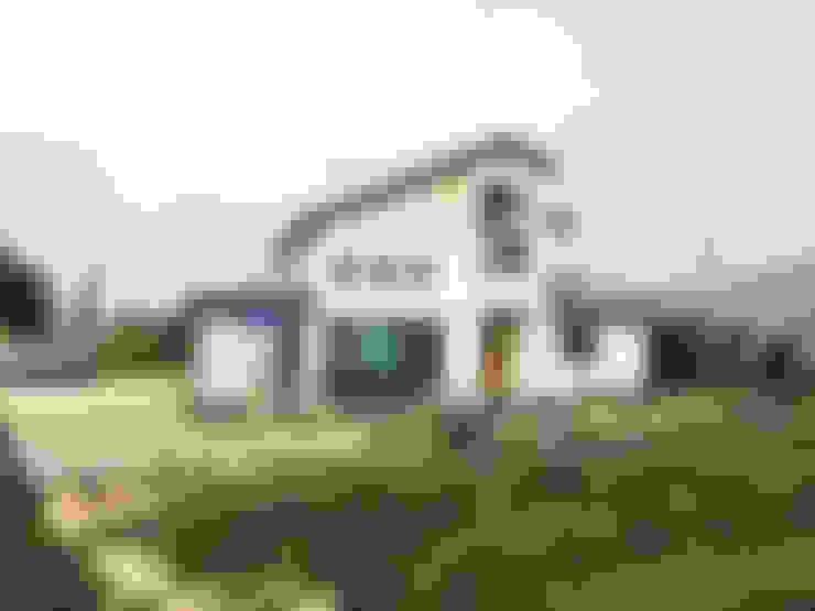 천안 주택: 21c housing의  주택