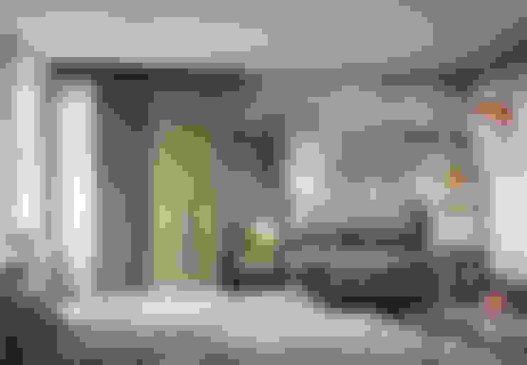 غرفة نوم تنفيذ de-cube