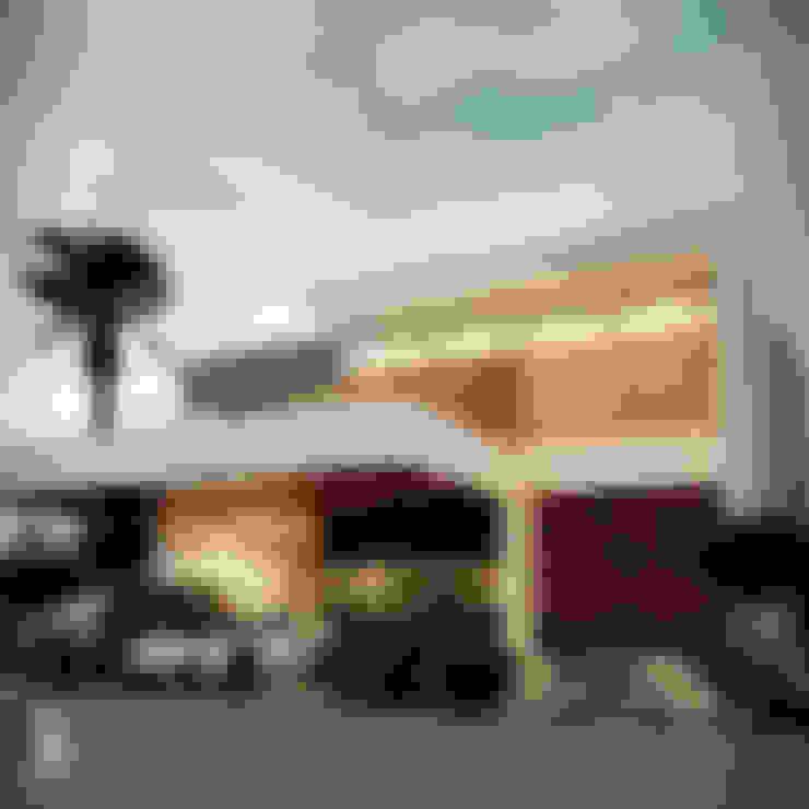 Дома в . Автор – M+M CONSTRUCCIONES MARIN