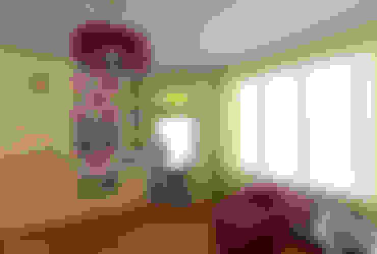 Bedroom by Lidiya Goncharuk