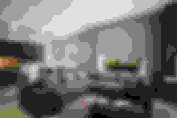 Livings de estilo  por Solo Design Studio