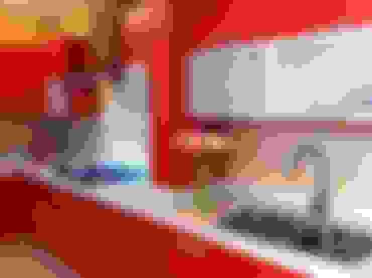 Keuken door ARKIZA ARQUITECTOS by Arq. Jacqueline Zago Hurtado