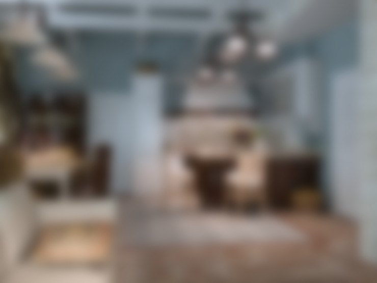 Дом из бруса 1: Кухни в . Автор – Студия Архитектуры и Дизайна Алисы Бароновой