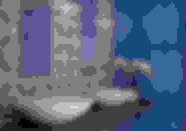 Baños de estilo  por CERAMICHE MUSA