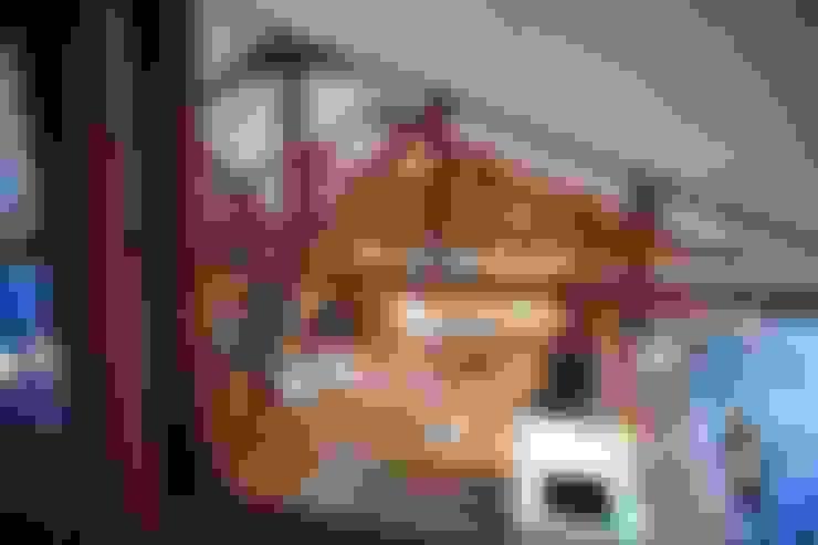 Projekty,  Salon zaprojektowane przez studio13