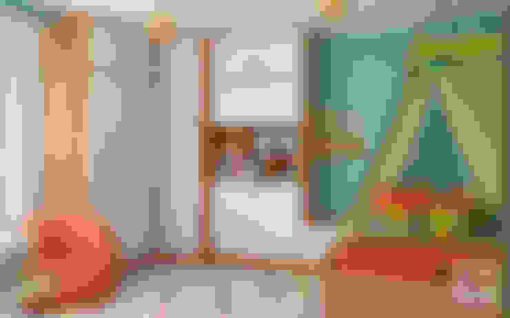 غرفة الاطفال تنفيذ Елена Марченко (Киев)