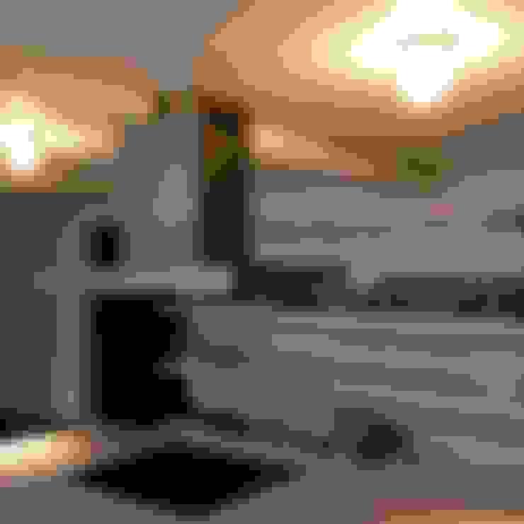 Usos: Cocinas de estilo  por A3 diseño sa