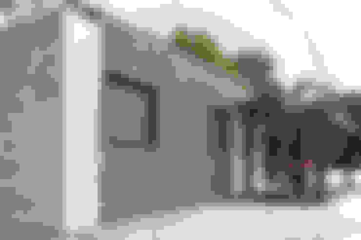 Casa prefabricada Cube  75 m2 - Fachada: Casas de estilo  de Casas Cube
