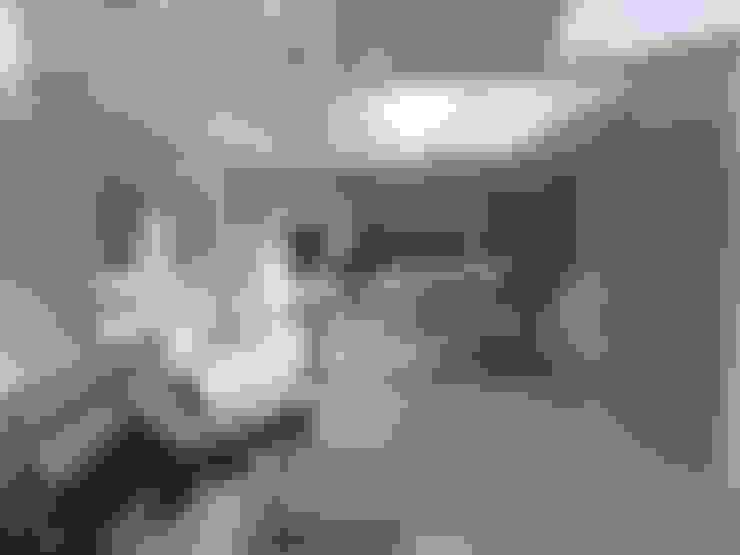 A.FUKE-PRIGENT ARCHITECTE:  tarz Oturma Odası