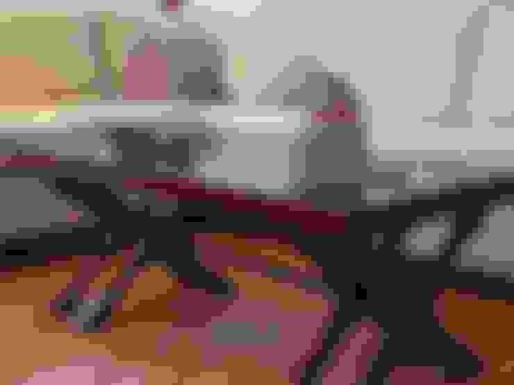 Living room by GENT İÇ MİMARLIK