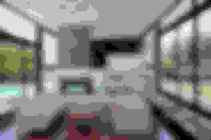 Salas de estar  por Remy Arquitectos