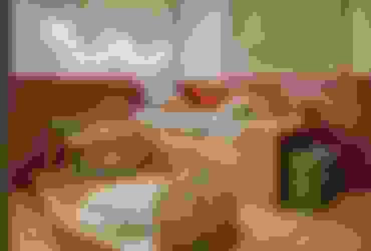 غرفة الاطفال تنفيذ Lider Interiores