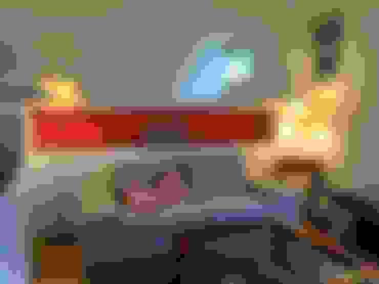 Ruang Keluarga by 3B Architecture