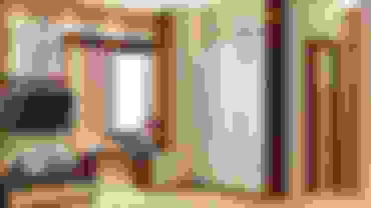 غرفة نوم تنفيذ Creazione Interiors