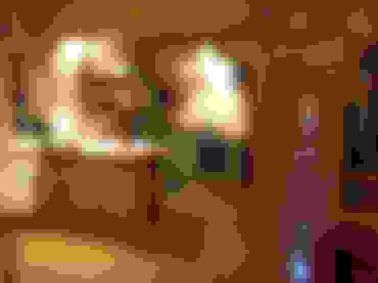 La cucina: Cucina in stile  di Architetto Giovanni Marra Studio di Progettazione Integrata