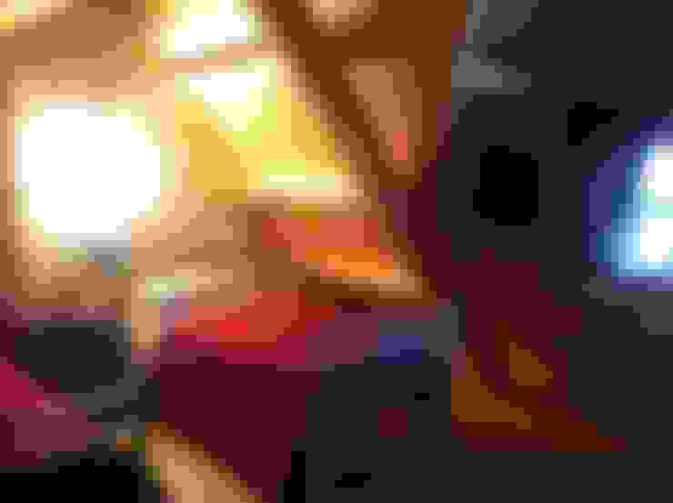 Camera da letto: Camera da letto in stile  di Architetto Giovanni Marra Studio di Progettazione Integrata