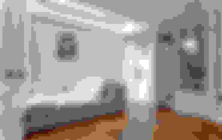 Salas de estar  por A1 Lofts and Extensions