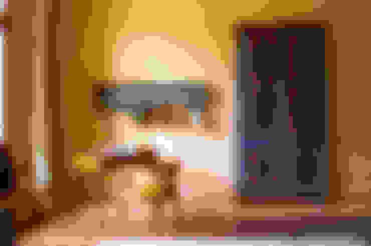 غرفة نوم تنفيذ Mario Caetano e Eliane Pinheiro