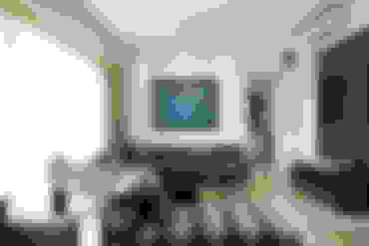غرفة الميديا تنفيذ Atelier Design N Domain