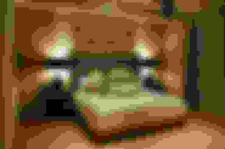 Projekty,  Sypialnia zaprojektowane przez Olivia Aldrete Haas