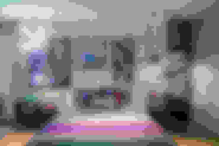 Dormitorios de estilo  por Carpaneda & Nasr