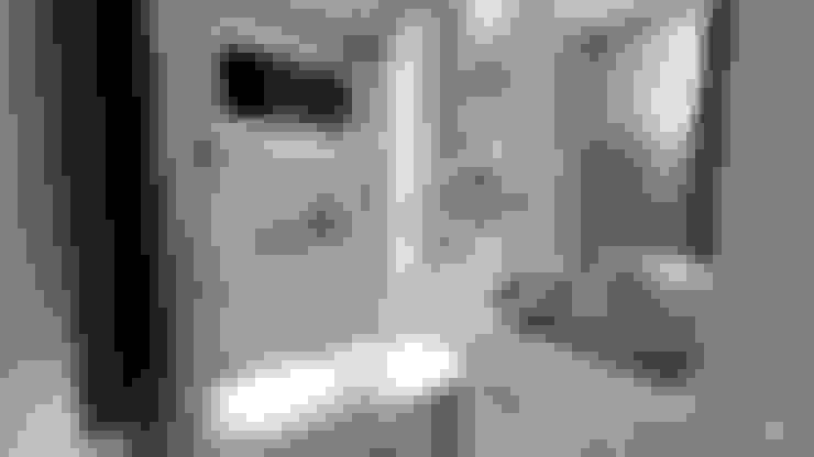 Banho: Banheiros  por Gustavo Bodini | Designer de Interiores
