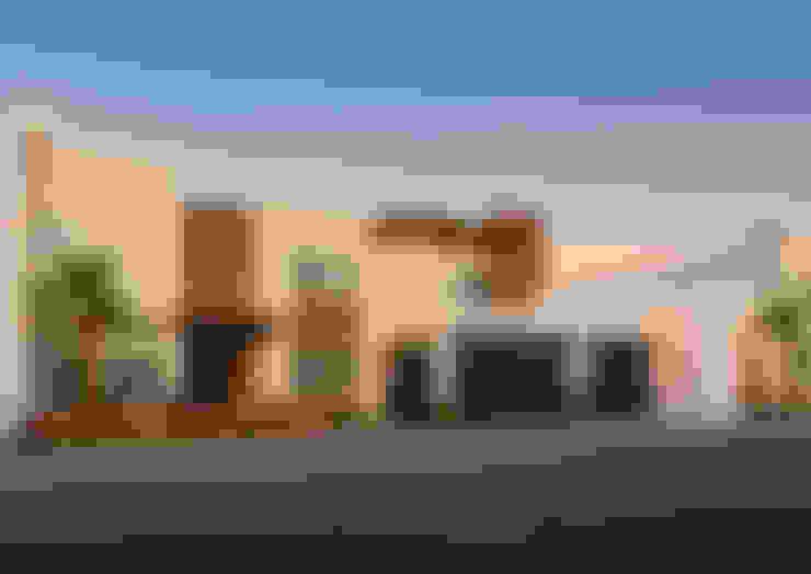 Ampliación Residencia La Rioja: Casas de estilo  por Grupo Arsciniest