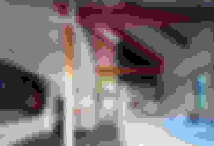 自然体で暮らすvol.1: スタジオ・ベルナが手掛けた寝室です。