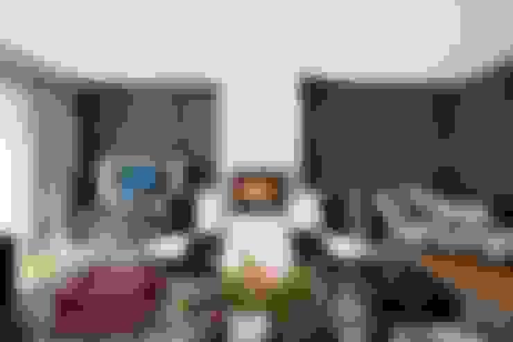 3L, Arquitectura e Remodelação de Interiores, Lda:  tarz Oturma Odası