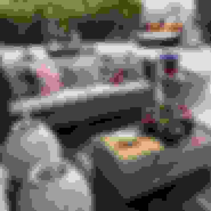 Jardines de estilo  por 3L, Arquitectura e Remodelação de Interiores, Lda
