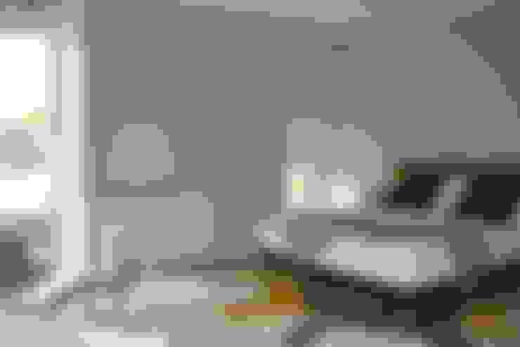 غرفة نوم تنفيذ KREA Koncept