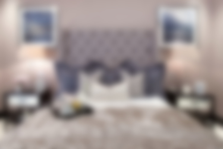 臥室 by JHR Interiors