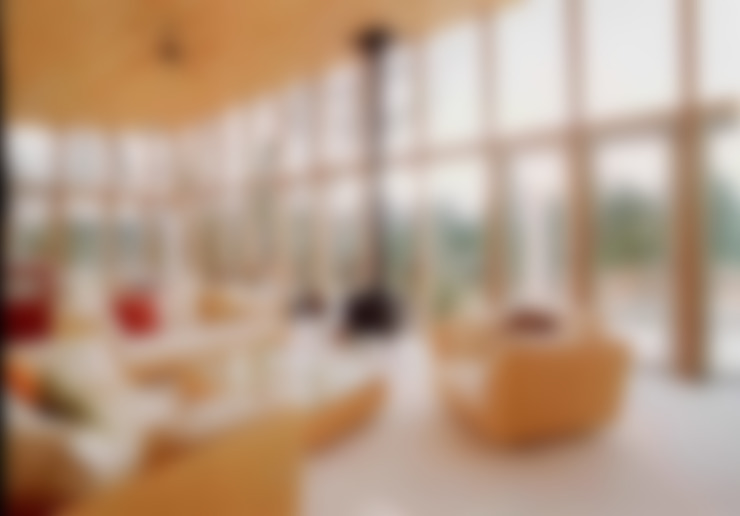 Living room by 一級建築士事務所ATELIER-LOCUS