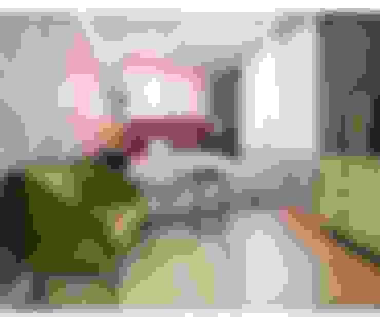 Projekty,  Sypialnia zaprojektowane przez Home Emotions