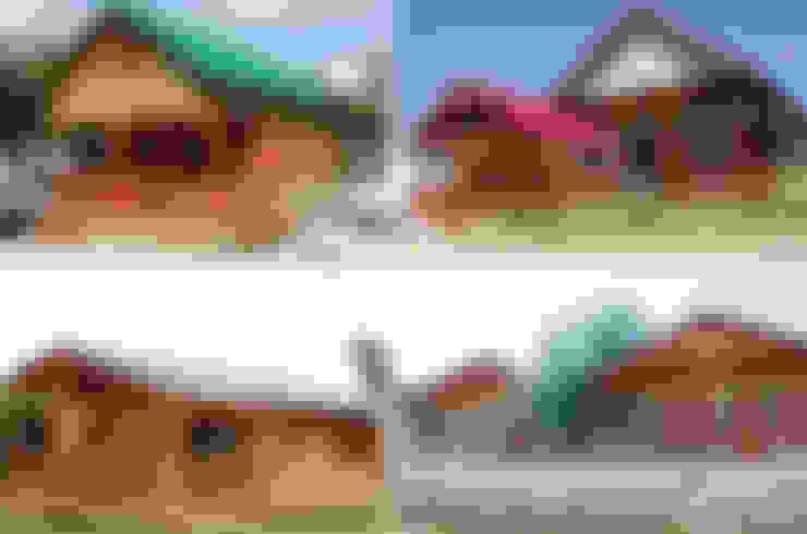 Casas de estilo  por BS Ingeniería