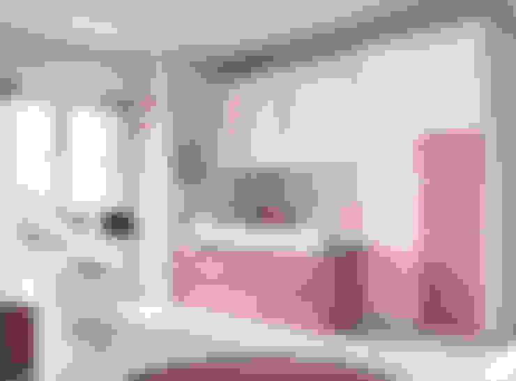 Mobiliário modelar  para o quarto de seus filhos: Quarto de crianças  por relax mobiliário e decoração