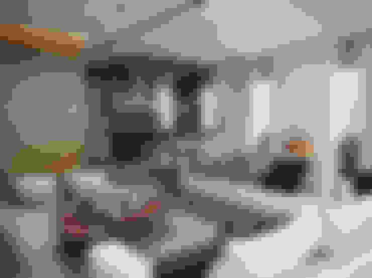 غرفة المعيشة تنفيذ Bezmenova