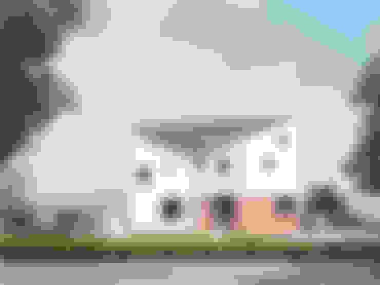 منازل تنفيذ IDÉEAA _ 이데아키텍츠