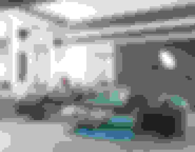 NILL'S FURNITURE DESIGN – Benz Oturma Grubu:  tarz Oturma Odası