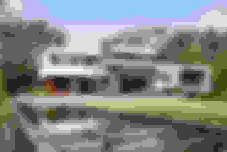 Woonhuis Bosch en Duin:  Huizen door Maas Architecten