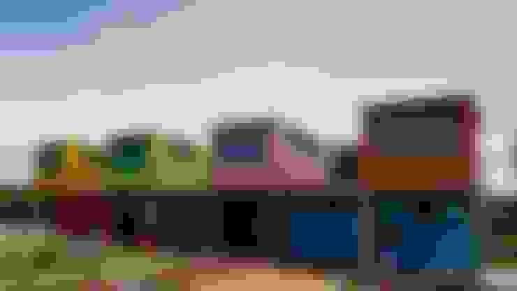 Casas de estilo  por 쭈욱 게스트하우스
