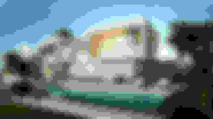Adres Tasarım – Bodrum Villa:  tarz Evler