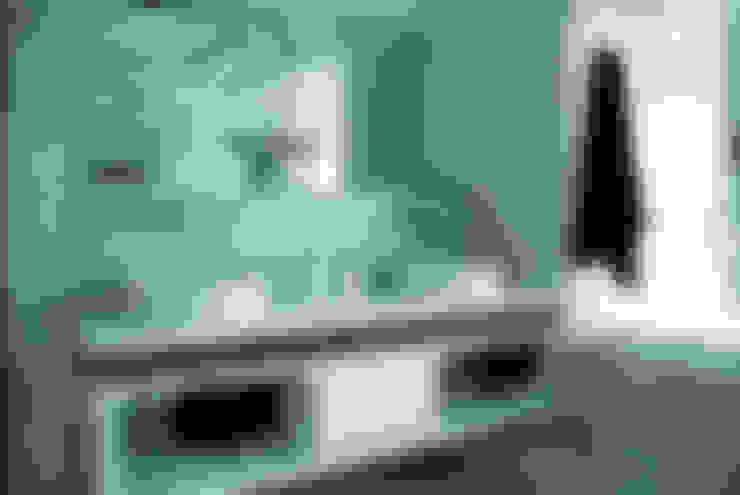 حمام تنفيذ VODO Arquitectos