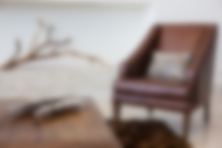 Living room تنفيذ Dovela Interiorismo