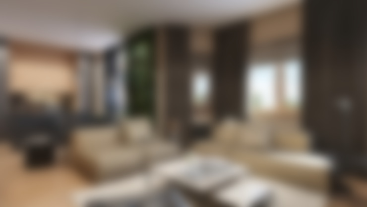 Living room by rudakova.ru