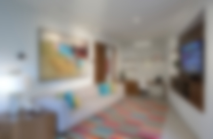 Living room by VICTORIA PLASENCIA INTERIORISMO
