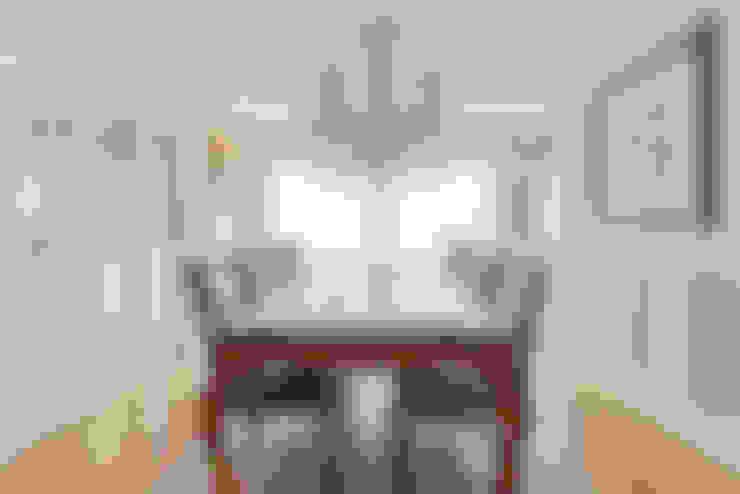 ESPAÇO JANTAR: Salas de jantar  por UNION Architectural Concept